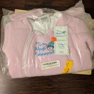 NEW Baby Merlin's Magic Sleep Sack 6-9 months
